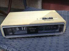 ASTROSOUND  TX-1000 Rollzahlenwecker Radiowecker Alarm Flip Clock Vintage 70er