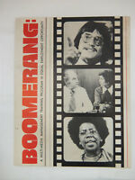 Boomerang EEO Training VTG Workplace Racism Film Affirmative Action 1970s E395