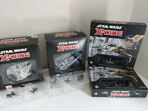 Star Wars X-Wing (Second Edition) bundle