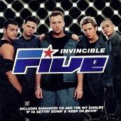 5ive - Invincible (2001)