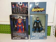 HUSH NIGHTWING/SUPERMAN EXCLUSIVE DC/ LOT