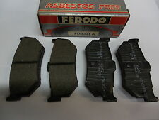 Bremsbeläge Hinterachse Honda Prelude 43022SA5950  Ferodo FDB301