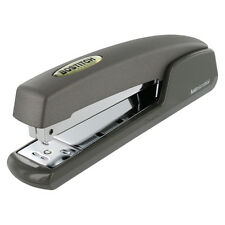 """Stanley Bostitch Antimicrobial Full Strip Metal Stapler, 20 Sheets, Gray"""