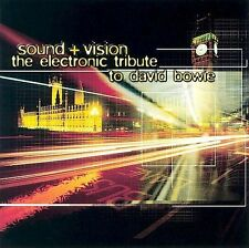 VARIOUS ARTISTS - SOUND AND VISION: THE ELECTRONIC TRIBUTE TO DAVID BOWIE NEW CD