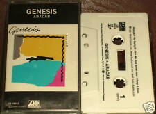 GENESIS ABACAB CASSETTE USA ISSUE