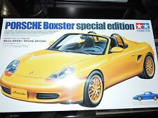 Tamiya 1/24 Porsche Boxster Special edition Model Car Kit #24249
