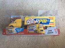Disney Cars Hauler Semi Truck RPM