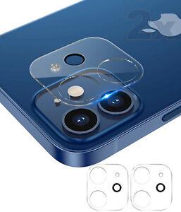 2 Stuck ONYX Panzer Schutzglas Schutzfolie Kameraschutz für iPhone 12 & 12 Mini