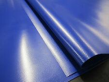 TELONE PVC Pellicola ca 8.25 X 3.20 m in 640 tg. / ² blu royal 16.8 CAMION Telo