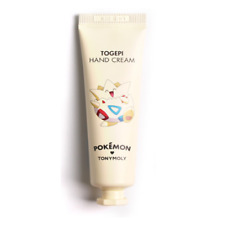 New Tonymoly Pokemon Hand Cream 30ml for Skin Care Hand Treatment - Togepi