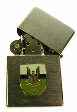264 SAS SPECIAL AIR SERVICE SIGNALS SQN WINDPROOF CHROME PLATED LIGHTER