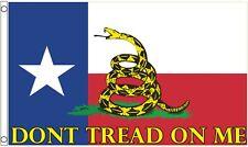 Texas Tue Nicht Treten Sie auf Mich 5'x3' Flagge