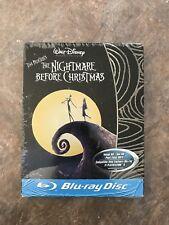 THE NIGHTMARE BEFORE CHRISTMAS  Blu Ray Steelbook: RARE STEELBOOK BRAND NEW