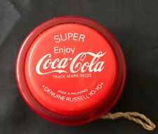 1980s Coca Cola Russel Super Yoyo Yo-yo