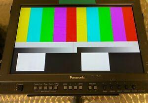 "Panasonic BT-LH1700WE 17"" Broadcast Production Monitor"
