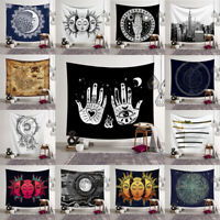 Art Tapestry Wall Hanging Polyester Mandala Pattern Blanket Modern Home Decor