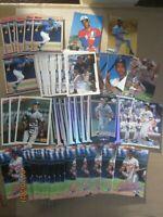 Huge Lot of 50 Moises Alou Baseball Cards Astros