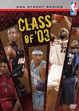 NBA Class Of '03 2003 DVD DEUTSCH NEU