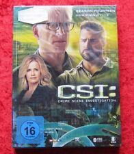 CSI Las Vegas Staffel 14 Teil 1, Limitierte Auflage, DVD Box Season 14.1, Neu
