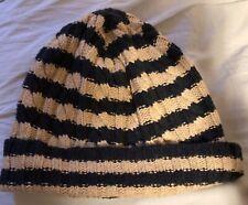 Ralph Lauren Denim & Supply Rag Hat - Navy and Cream