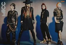 MUCC - A3 Poster (ca. 42 x 28 cm) - Clippings Fan Sammlung NEU