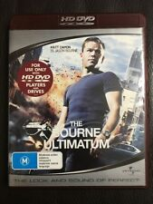 The Bourne Ultimatum HD DVD (Work Only with HD DVD Players & Drives)