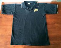Rare Original Bundaberg Rum Bundy Rum Polo Shirt Size L
