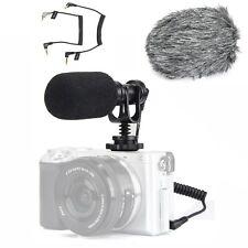 EACHSHOT Universal Wireless Video Microphone for Sony Panasonic iPhone Gopro