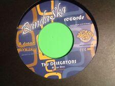 Banda ska .  minus one / I didnt mean to break your heart / The delegators
