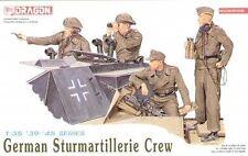 Dragon 1/35 #6029 German Sturmartillerie Crew
