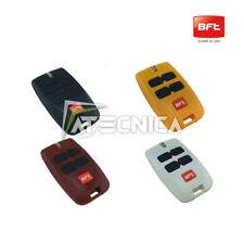 Kit RAINBOW 4 trasmettitori 4 colori BFT MITTO 4 canali 433 mhz  N999629
