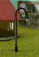 Led Lampe Laterne Straßenlaterne Parklaterne Spur H0 12V Modellbau DC 5cm Höhe