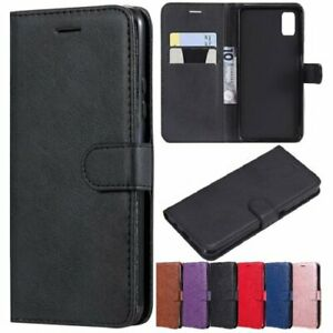 Leather Wallet Flip Stand Case Cover For Samsung A03,A02, A01,A52,A72,A22A32,A21