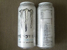 Energy Drink, USA Can, full, 16 oz, Monster Ultra Zero