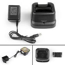 1Se Desktop Battery Charger BC-144N For Icom IC-V82 IC-V8 IC-T3H Radio EU Plug Z