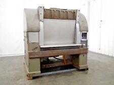 """Mo-2525, Denver 250 Gallon Roller Bar Mixer. Model Bp 513. 12"""" Infeed. 230/460V."""
