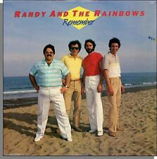Randy and the Rainbows - Remember - New 1984 LP Record!