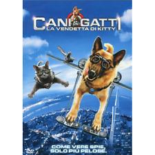 Cani & Gatti - La Vendetta Di Kitty   [Dvd Usato]