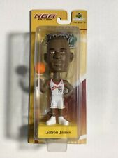 LeBron James Cleveland Cavaliers Upper Deck Play Makers Bobble Head