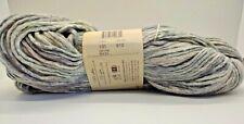 5 x Juniper Moon Farm's Cumulus Dappled Cotton Yarn #101 - On The Rocks- 1255yds