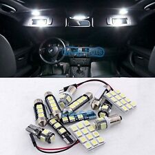 White 17X Interior Light Error Free kit FIT 99-05 Bmw E46 M3 318i 323i 325i 328