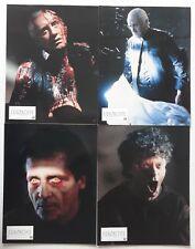 10 PHOTOS D EXPLOITATION LOBBY CARDS - L'EXORCISTE 3 LA SUITE