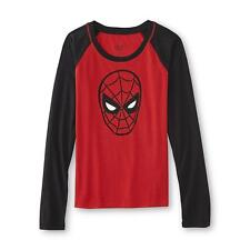 Spider Man Pajama Set Shirt & Fleece  Pants WOMAN'S  L  NWT  free shippng
