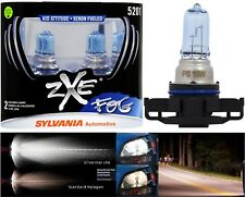 Sylvania Silverstar ZXE 5201 PS19W 12085 19W Two Bulbs DRL Daytime Light Upgrade