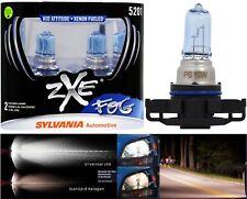 Sylvania Silverstar ZXE 5201 PS19W 12085 19W Two Bulbs DRL Daytime Light Upgrade