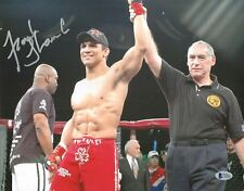 Frank Shamrock Signed 11x14 Photo BAS Beckett COA UFC 1st StrikeForce Event 2006