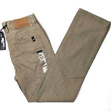 Buffalo David Bitton Driven Straight Leg Chino Boys Pants BUSYB2202 Size 14