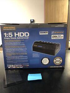 Aleratec 1:5 HDD Copy Dock Advanced