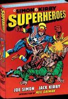 Simon and Kirby Superheroes, Hardcover by Simon, Joe; Kirby, Jack (ILT); Saff...
