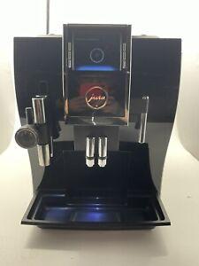 Jura Impressa Z9 One Touch TFT Espresso and Coffee Maker, Black, Used
